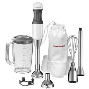 Kitchenaid Stabmixer test